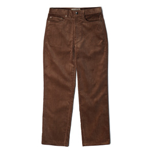 "Cord. Work Jeans ""Brown"""