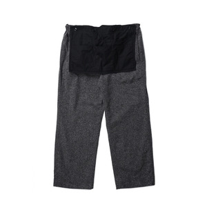 "ORDINARY FITS OM-T095 Postman Pants ""Black"""