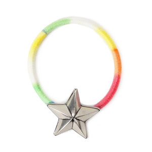 NEW Miltary Star Hair Elastic Bracelet SVP