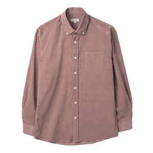 "BANTS TJA Corduroy B.D Shirt ""Rosybrown"""