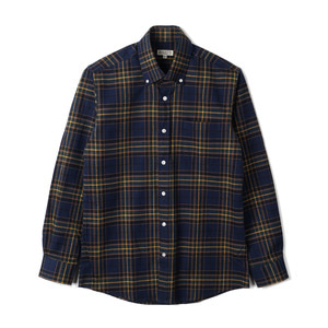 "BANTS TJA Check Flannel B.D Shirt ""Blackwatch"""
