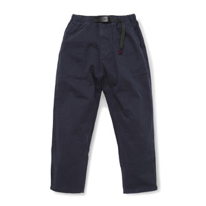 "GRAMICCI Loose Tapered Pants ""Double Navy"""