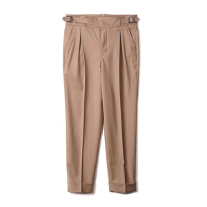 "BANTS TJA Wool Gurkha Pants ""Beige"""