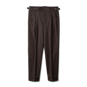 "BANTS TJA Wool Gurkha Pants ""Brown"""