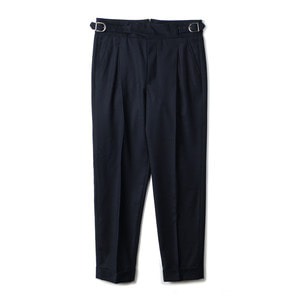 "BANTS TJA Wool Gurkha Pants ""Navy"""