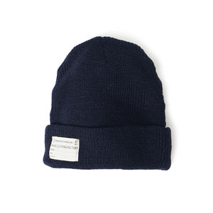 "YMCL KY US Type NAVY Wool Watch Cap ""Navy"""