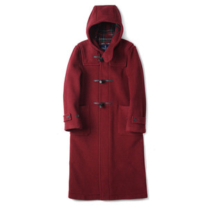 "R004 Long Duffle Coat LT01 ""New Wine 98"""