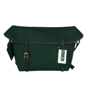 "Brady Bags Bicycle Bag ""Dart Mouth Green"""