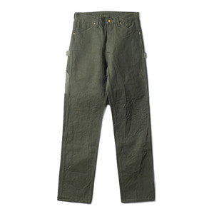 "BURGUS PLUS 570-DK Heavy Duck Painter Pants ""Olive"""
