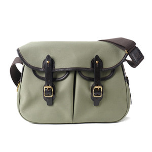 "BRADY BAGS Small ARIEL TROUT Fishing Bag ""Light Olive"""