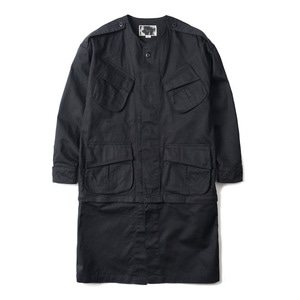 "OOPARTS OPT18SSJK01BK Combat Tropical Jacket ""Black"""