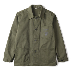 YMCL KY US Type P41 HBT Jacket