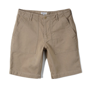 "BANTS GTB Cotton Fatigue Shorts ""Khaki"""