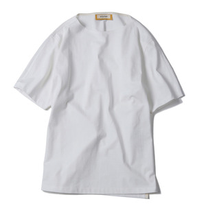 "SHIRTER Jersey Mix Shirt ""White / White"""