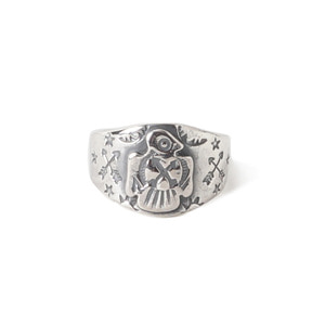 ATEASE Thunder Bird Ring