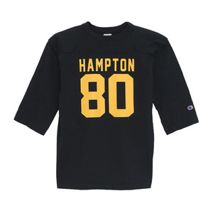 "CHAMPION USA Line Football T-Shirts C3-G402 ""Navy(370)"""