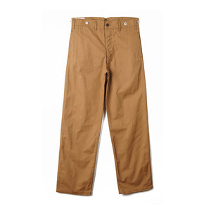 "BURGUS PLUS Light Weight Duck French Work Pants 550-20 ""Camel"""