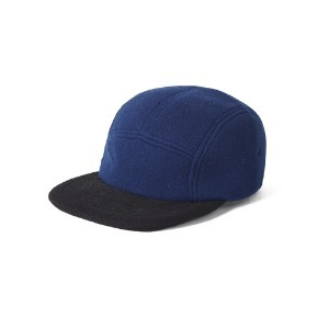 "BEHEAVYER BHR Fleece Camp Cap  ""Blue"""