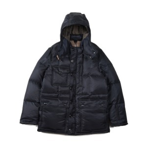 "BURGUS PLUS《ZANTER》Down Jacket ""Black"""