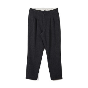 "OOPARTS Peasant Wool Pants ""Grey"""