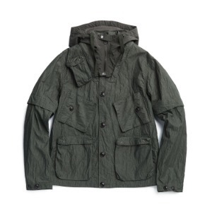 "EASTLOGUE C-1 Jumper ""D.Olive"""