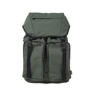 "EASTLOGUE X Blankof 25L Double Clasp Pack ""Olive Ripstop"""