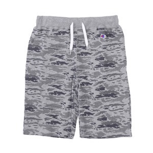 "CHAMPION Campus Camo Shorts C3-H506 ""Grey(070)"""
