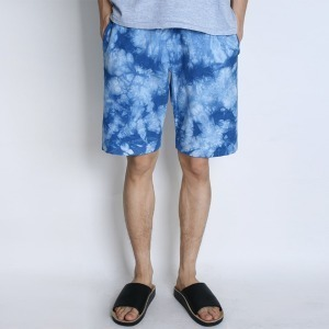 "CHAMPION Reverse Weave Dyeing Shorts C3-F507 ""Blue (340)"""
