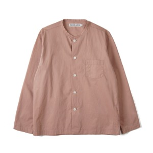 "NOCLAIM Box-fit Round Neck Shirts ""Old Pink"""