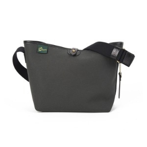 "BRADY BAGS Kinross Mini ""Charcoal"""