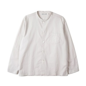 "NOCLAIM Box-fit Round Neck Shirts ""Light Beige"""