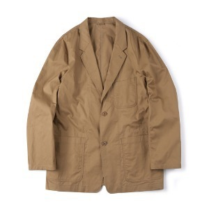 "SHIRTER Hard Washer Cotton Jacket ""Beige"""