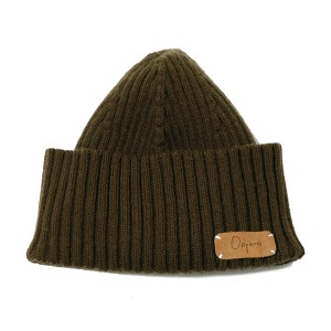 "OOPARTS OPTAC01 Wool Watch Cap ""Olive"""