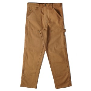 "STAN RAY Double Knee Carpenter Pants 1170 ""Brown Duck"""