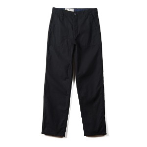"BURGUS PLUS 425-51 Fatigue Pants ""Black"""
