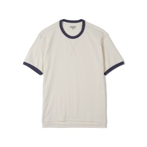 "BANTS FLB Cotton Round Neck T-shirt Half ""Oatmeal"""