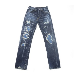 "BURGUS PLUS 770-22 Standard Selvedge Denim Future Finish Jeans ""Future Finish"""