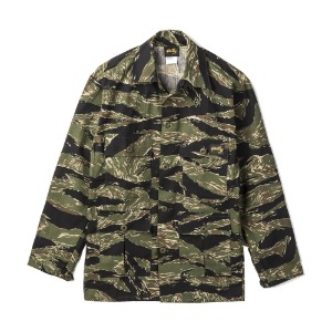 "STAN RAY Tropical Jacket 1903J ""Tiger Camo Ripstop"""