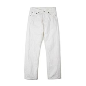 BURGUS PLUS Lot 770 Selvedge White Denim