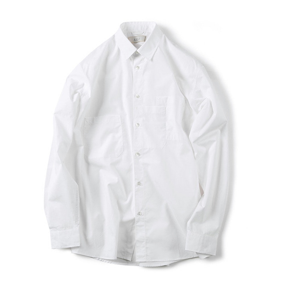 "SHIRTER Strata Pocket Shirt  ""White"""
