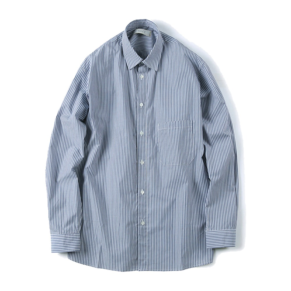 "SHIRTER Officer Shirt  ""Blue"""