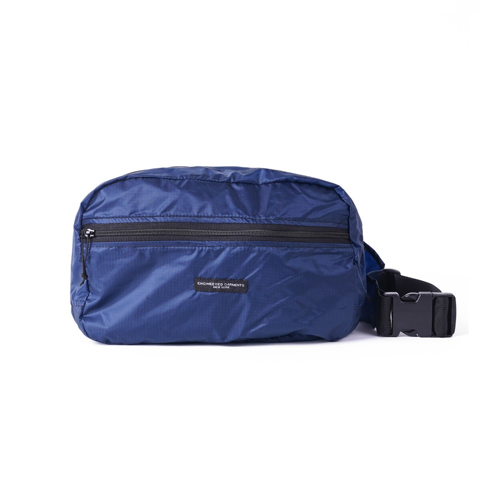 "ENGINEERED GARMENTS UL Waistpack ""Navy"""