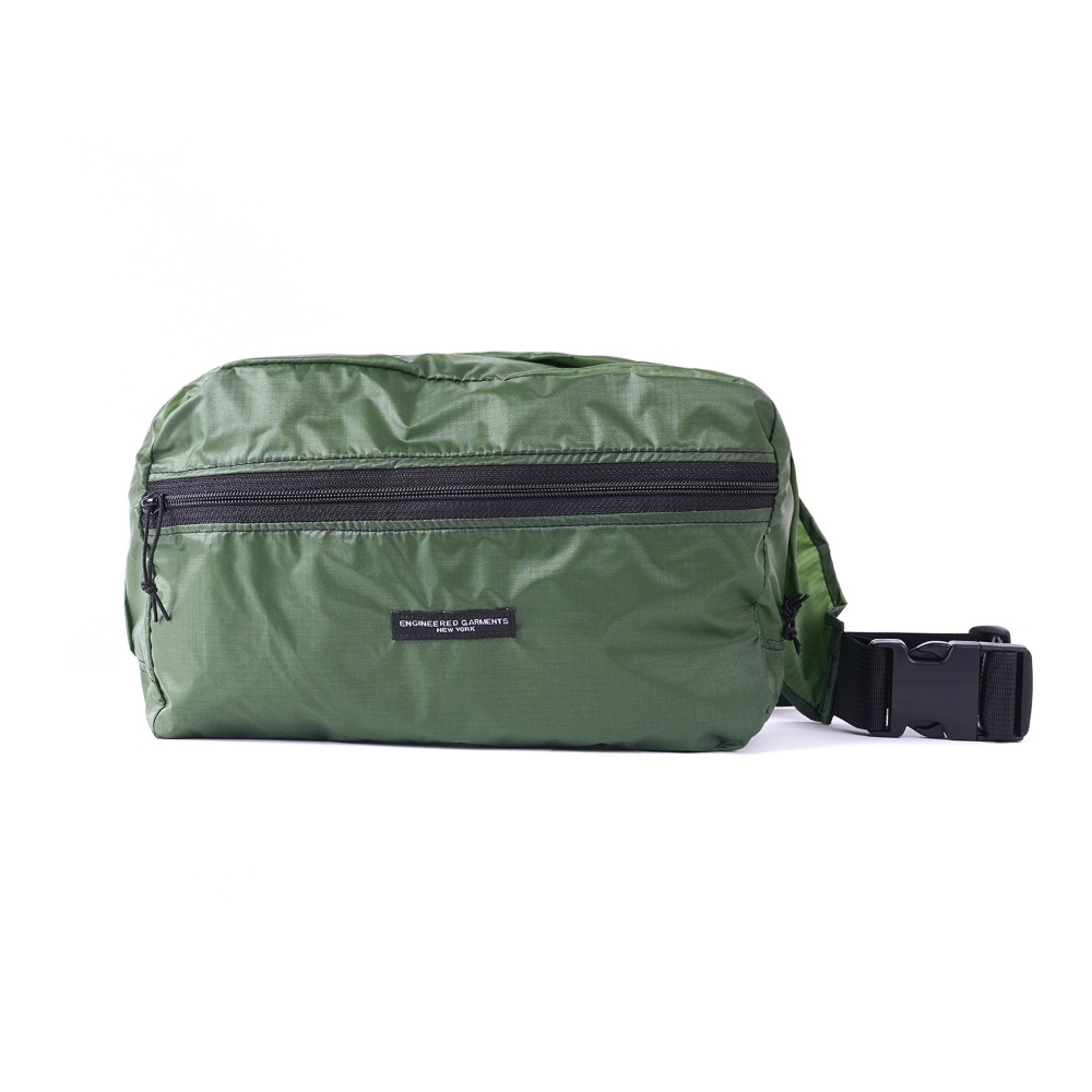 "ENGINEERED GARMENTS UL Waistpack ""Green"""