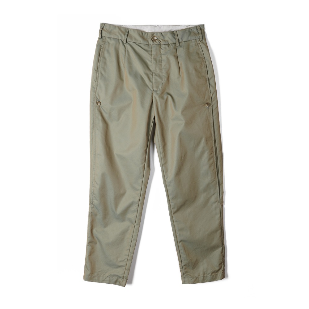 "ENGINEERED GARMENTS Doug Pant ""Olive PC Iridescent Twill"""