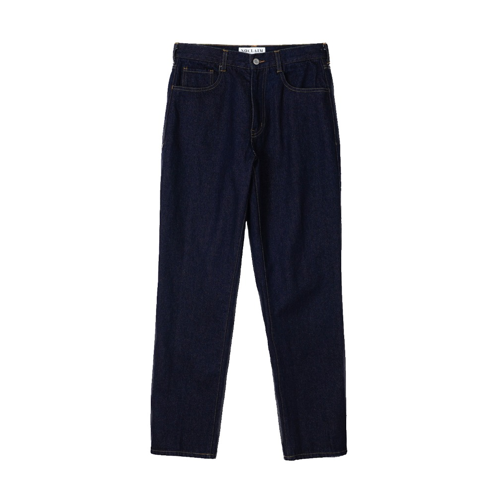 "NOCLAIM 5 Pocket Loose Tapared Denim Pants ""One Wash"""