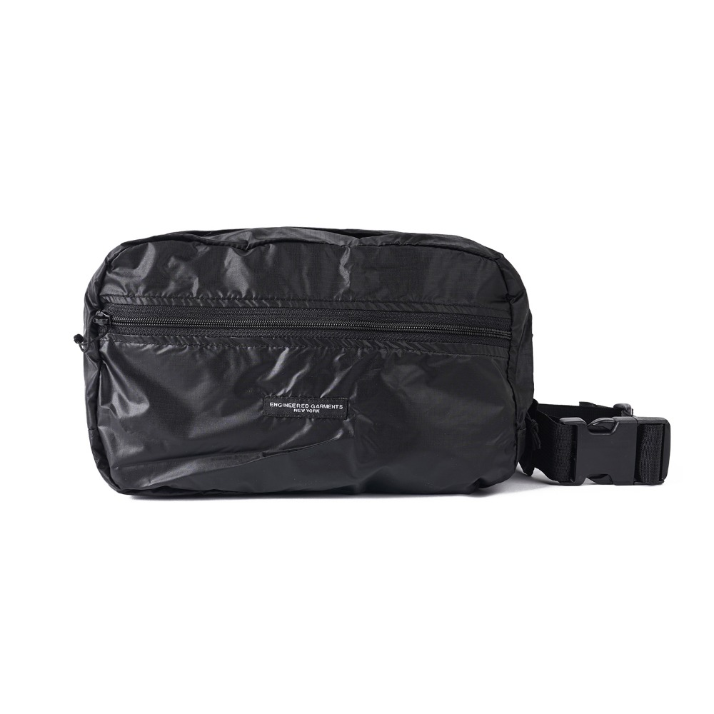 "ENGINEERED GARMENTS UL Waistpack ""Black"""