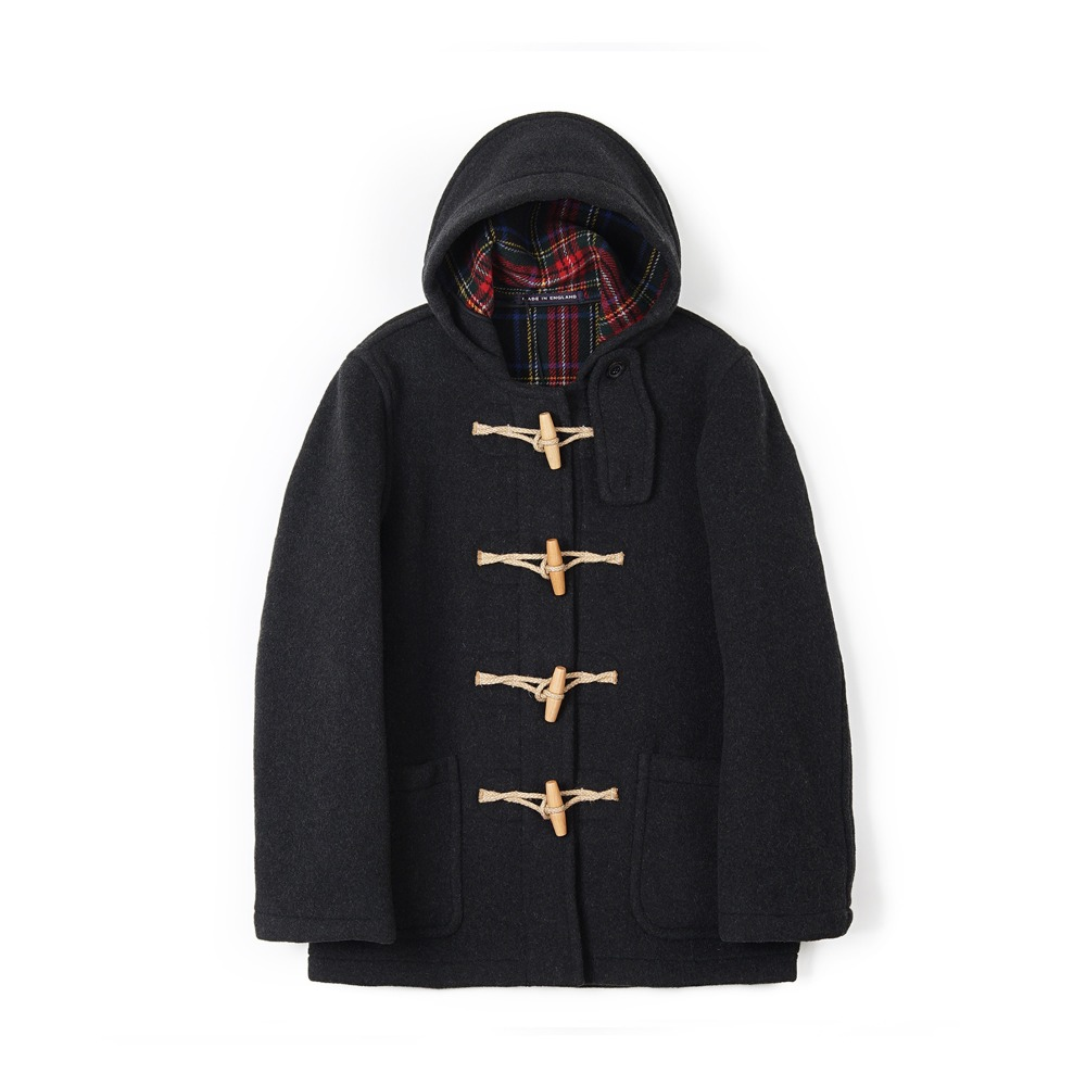 "LONDON TRADITION Martin NYNF Duffle Coat ""Charcoal"""