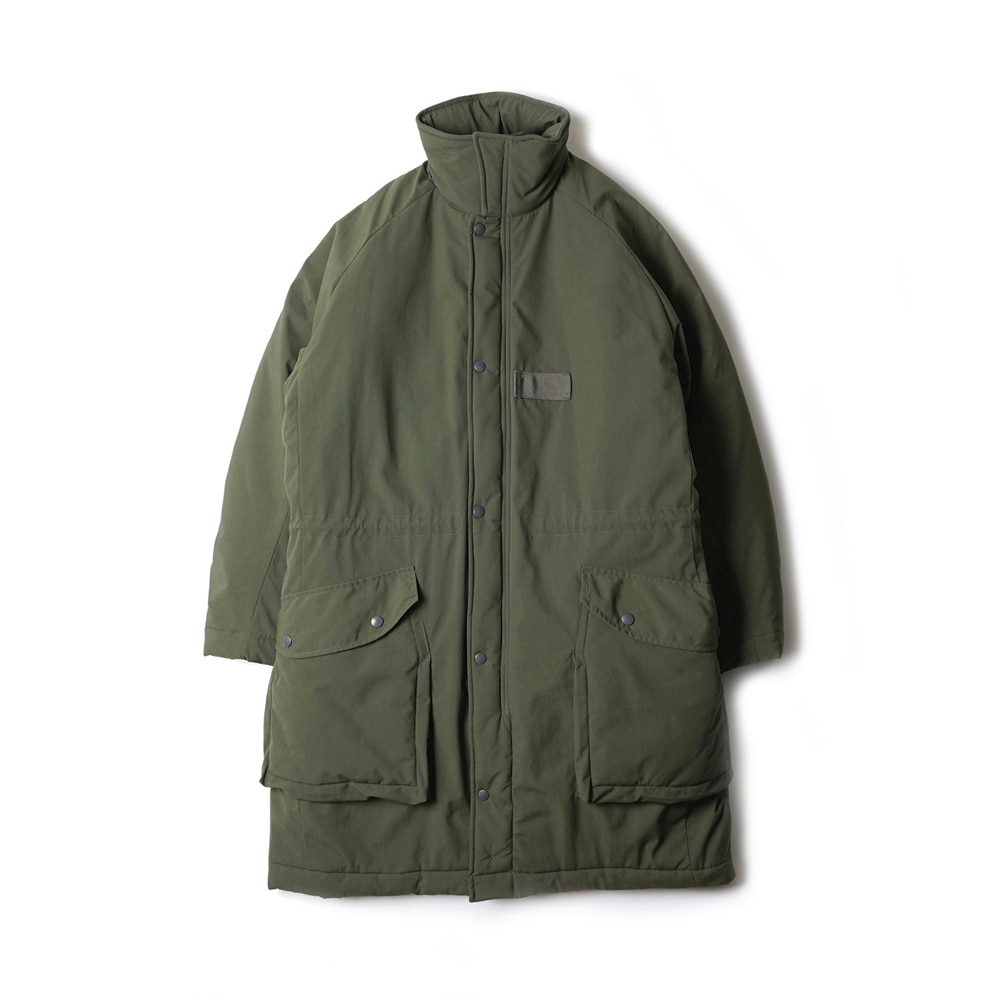 YMCL KY Swedish M90 Cold Weather Parka 'Olive'