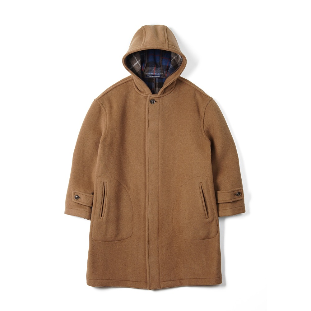 "LONDON TRADITION Seaton Oversize Coat ""Camel"""