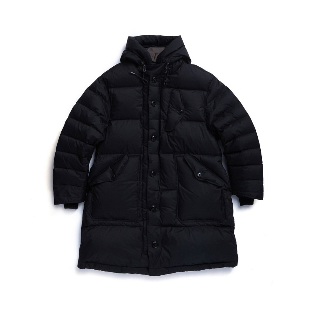 "EASTLOGUE Raf Cold Weather Down Parka ""Black Shield"""